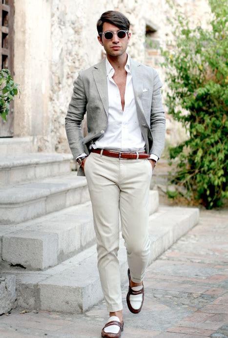 tenue homme invitã mariage mode homme tenue classe pour un mariage à la plage mode masculine