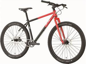 """All-City gives the new 27.5"""" Log Lady single speed MTB the ..."""