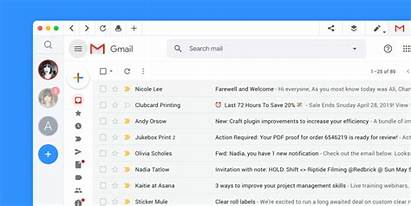 Gmail Inbox Google Interface Simplify Attachments Pull