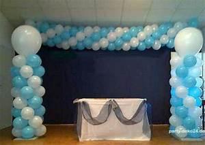Party Deko 24 : ballondeko z b zur geburtstagsfeier firmenjubil um firmenfeier ~ Orissabook.com Haus und Dekorationen