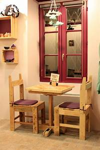 Meuble De Cuisine En Palette : mission 3 construire des meubles en palettes ~ Dode.kayakingforconservation.com Idées de Décoration