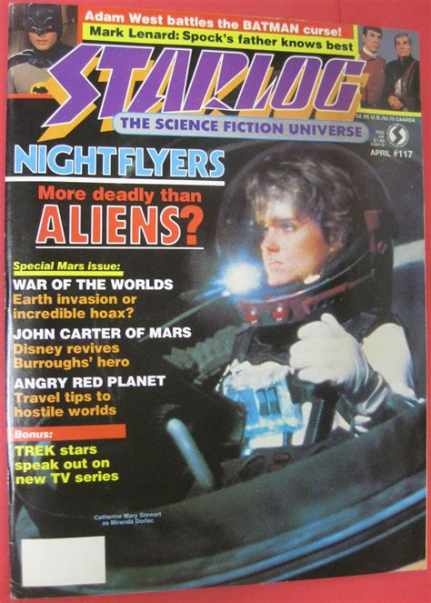 starlog magazine covers    worst