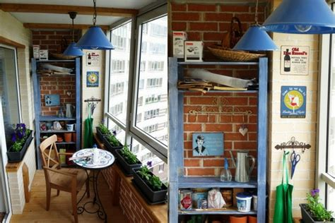 Balkon Ideen Interessante Einrichtungsideen Kleiner Balkonsbalkon Ideen Blau Fuer Den Balkon by Kleiner Balkon 40 Kreative Und Praktische Ideen
