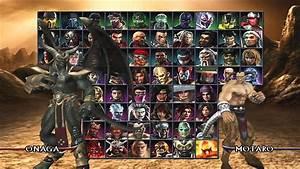 Pictures of Mortal Kombat Armageddon Characters Bios - #catfactsblog