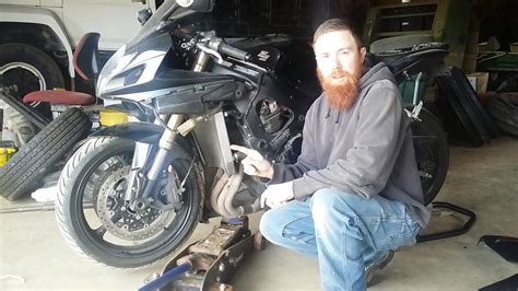 How To Remove Front Wheel On Motorcycle