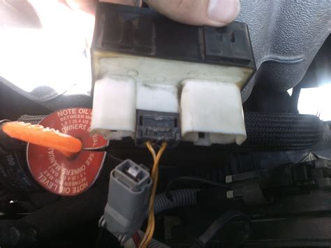 stuck radiator fan relay plug volvo forums volvo