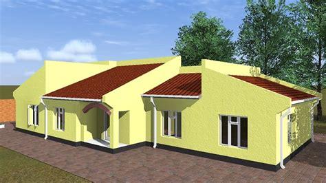 Home Design Zimbabwe : Four Bedroomed House Plans In Zimbabwe