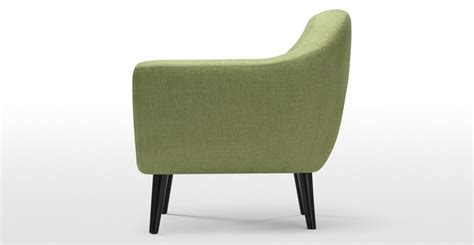 Lime Green Armchair by Ritchie Armchair In Lime Green Made