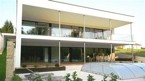 Moderne Architektur Einfamilienhaus In Oberösterreich Hessl