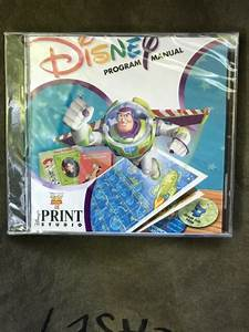 Disney Pixar Print Studio Toy Story 2 Disney Program