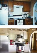 To The Linked Blogs To Find Out Exactly How They Did It Diy Kitchen Cabinets Kitchen Cabinet Makeovers Space Kitchen Backyard Diy Kitchen Cabinet Makeover Home Design Ideas Our Kitchen Cabinet Makeover Diy Kitchen Cabinets Kitchen Design