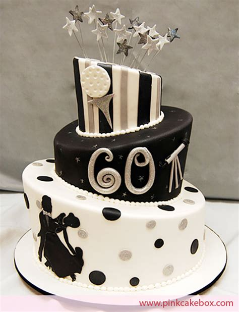 60th Birthday Cake Ideas Man