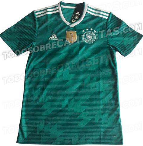 Frühlingsanfang 2018 Deutschland by Germany 2018 World Cup Away Kit Leaked Todo Sobre Camisetas