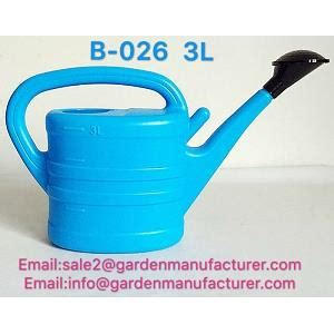 china  litre gallon red watering bucket   spout