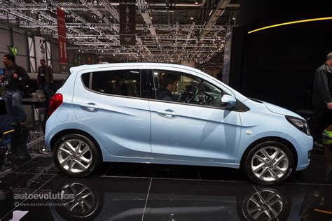 opel karl configurator launched prices start