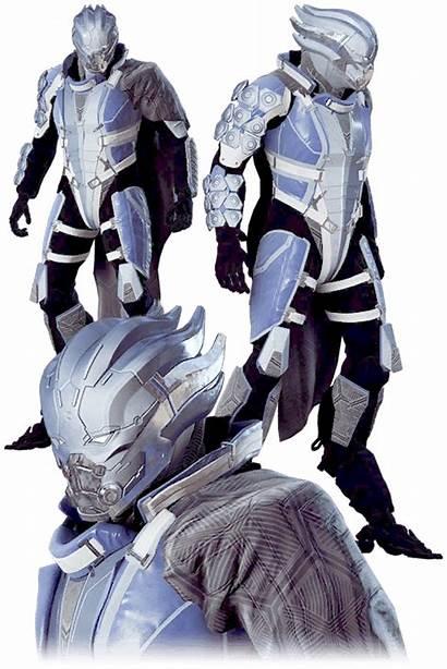 Anthem Armor Mass Effect Asari Storm Packs