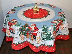 Tischdecke Rund 160 : weihnachtstischdecke rund 160cm tischdecke weihnachten advent neu eur 17 99 picclick de ~ Orissabook.com Haus und Dekorationen