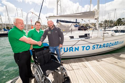 Boat Donation Veterans by Made Easier For Sailing Veterans Thanks To Donation