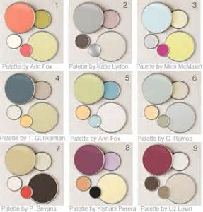 color palettes for home interior successful colour schemes for interiors designer
