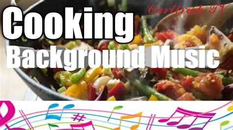 copyrighted cooking background  youtube