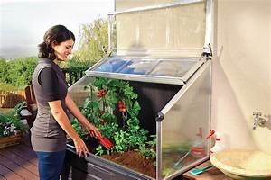 Mini Serre De Balcon : guide serre de jardin chaque jardinier son type de serre ~ Premium-room.com Idées de Décoration