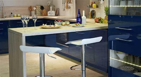 article sur la cuisine le plan snack la table de cuisine qui s adapte à toutes