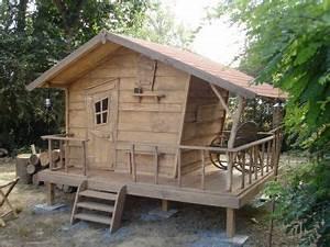 Comment Construire Une Cabane à écureuil : comment fabriquer une cabane de trappeur ~ Melissatoandfro.com Idées de Décoration
