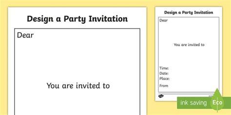 design  party invitation template design design  party