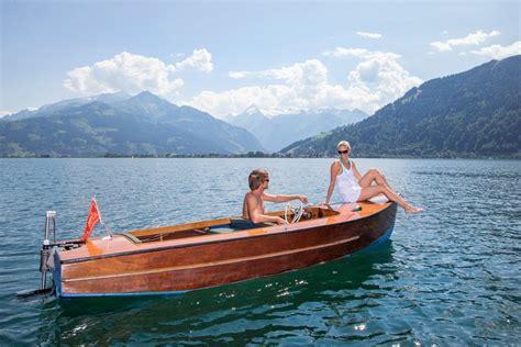 Boat Trip Zell Am See by Water Sport Water Adventure Zell Am See Kaprun