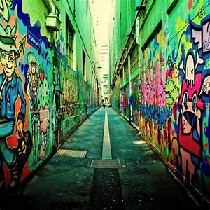 Melbourne Graffiti - a photo on Flickriver