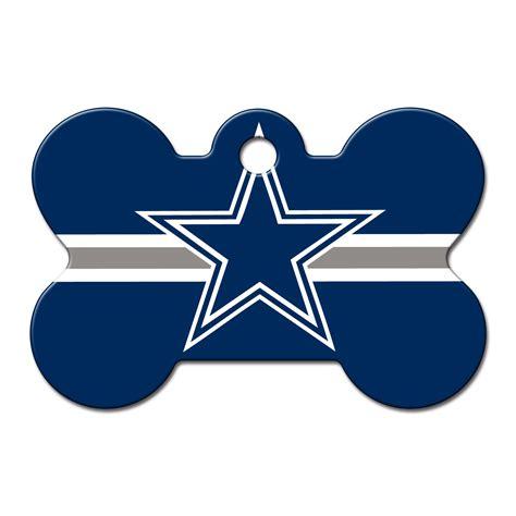 Quicktag Dallas Cowboys Nfl Bone Personalized Engraved
