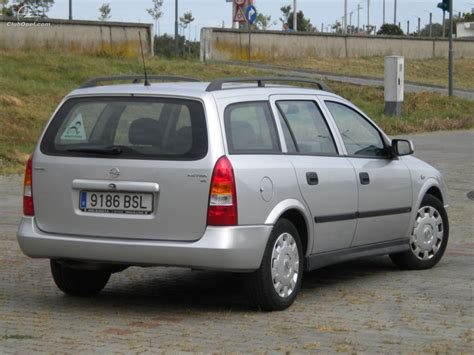 Opel Astra Caravan by 2002 Opel Astra G Caravan Pictures Information And