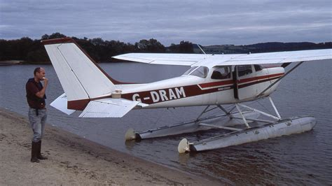 Flying Boat Loch Lomond by G Dram In September 2002 Picture By The Author