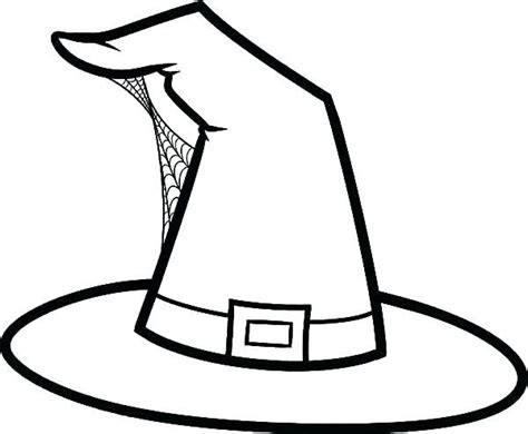 witch hat drawing    clipartmag