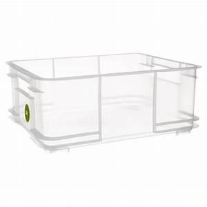 Dachrinnen Kunststoff Toom : keeeper eurobox kunststoff transparent 43 x 35 x 17 5 cm 20 5 l toom baumarkt ~ Frokenaadalensverden.com Haus und Dekorationen