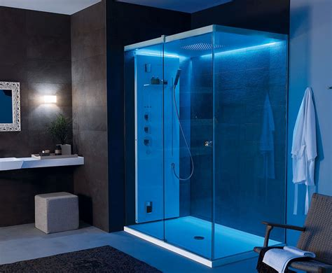 Led Lights Shower Room by Trim The Look Of Your Bathroom With New Age Shower Panels