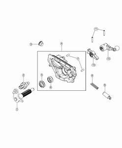Jeep Wrangler Pin  Gearshift Lock