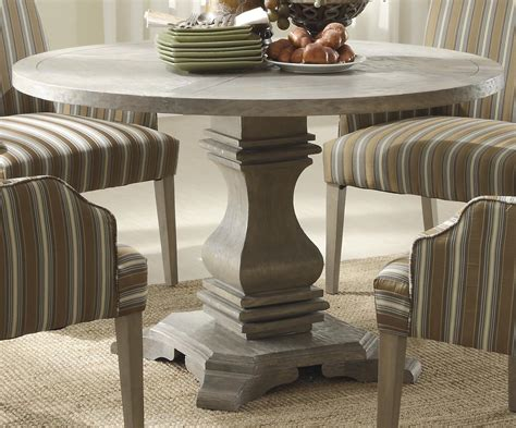 homelegance euro casual dining table  light brown