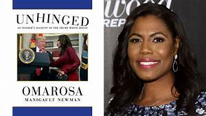 Omarosa 'Unhinged' is No. 2 on Amazon and 'Girl, Wash Your ...