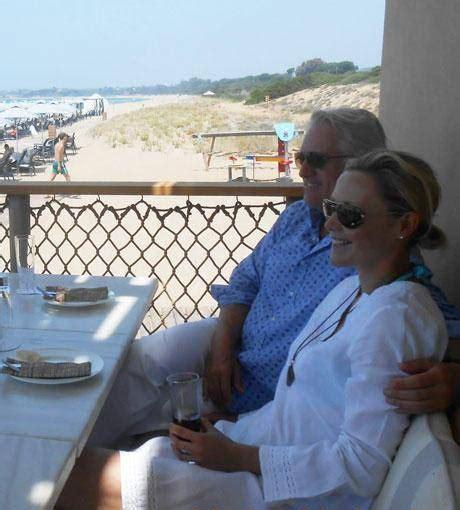 Bettina Wulff im Urlaub mit neuem Freund Stefan  OK! Magazin