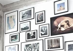 Cadre Deco Noir Et Blanc : id es d co noir et blanc ~ Melissatoandfro.com Idées de Décoration