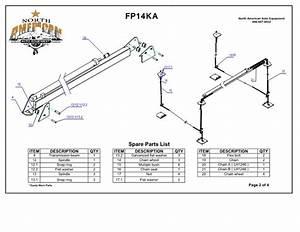 Fp14ka Parts Breakdown
