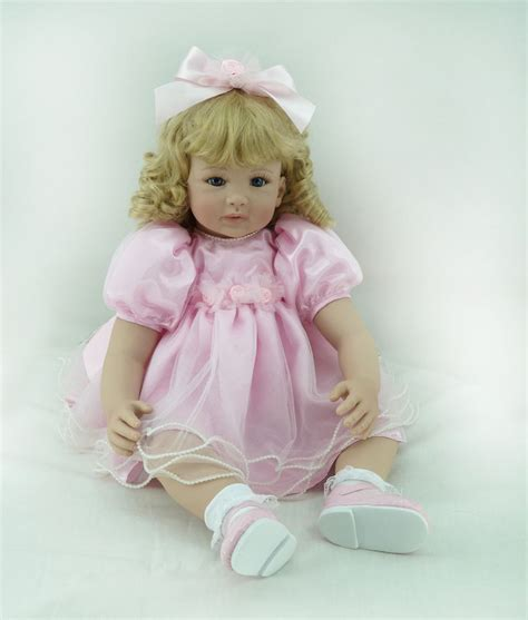 Popular Vinyl Silicone Reborn Baby Dolls Accompany