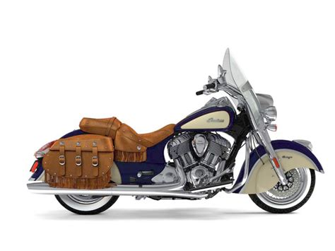 New 2017 Indian Chief® Vintage Motorcycles In Knoxville