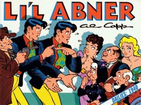 Li'l Abner Dailies Volume Six