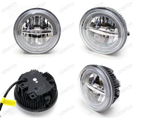 2013 toyota tacoma led fog lights 30w cree xb d led halo ring drl led fog lights for toyota