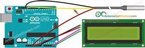 Arduino - Temperature Sensor