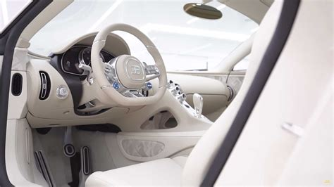 In that video, he spoke about the hermes edition chiron that he had ordered, and it looks like he has finally taken delivery of it. Inside the $6 million one-off Bugatti Chiron Hermes Edition - Lifestyle - Driven