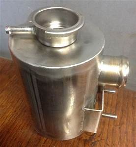 Willys America Radiator Surge Tank For Willys Overland Fc