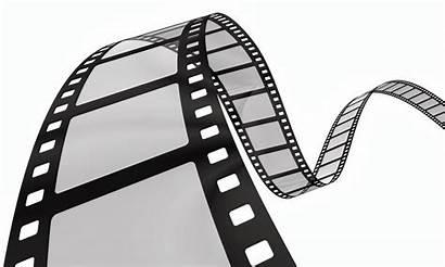Reel Camera Action Film Clipart Cinema Strip